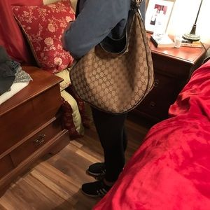 100% Authentic Gucci Twins Hobo handbag. Pre owned